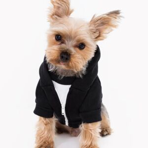 Flex Fleece Dog Zip Hoodie Thumbnail